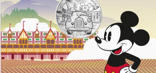Monnaie de Paris Mickey