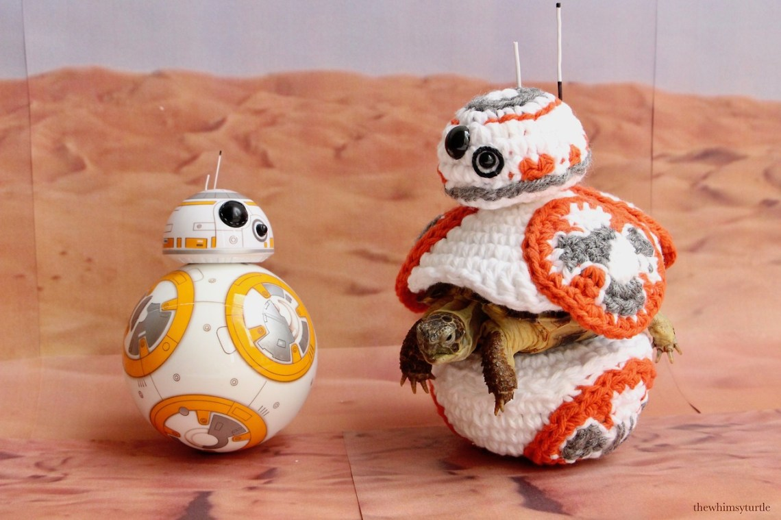 Hey, Sphero BB-8, you should distract Mom while I raid the fridge!