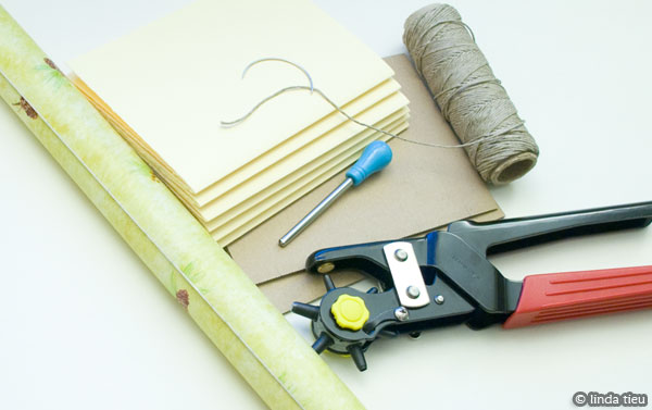 Bookbinding materials