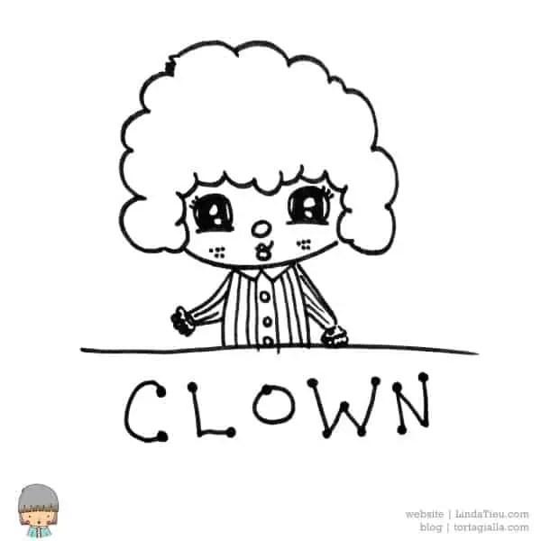 LTieu-clown