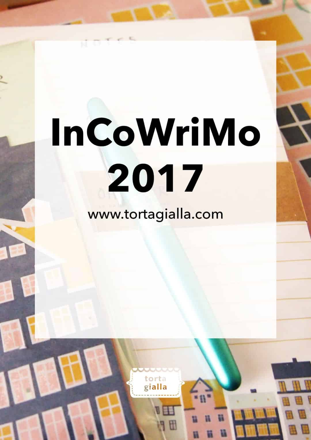 InCoWriMo 2017 - International Correspondence Writing Month 2017