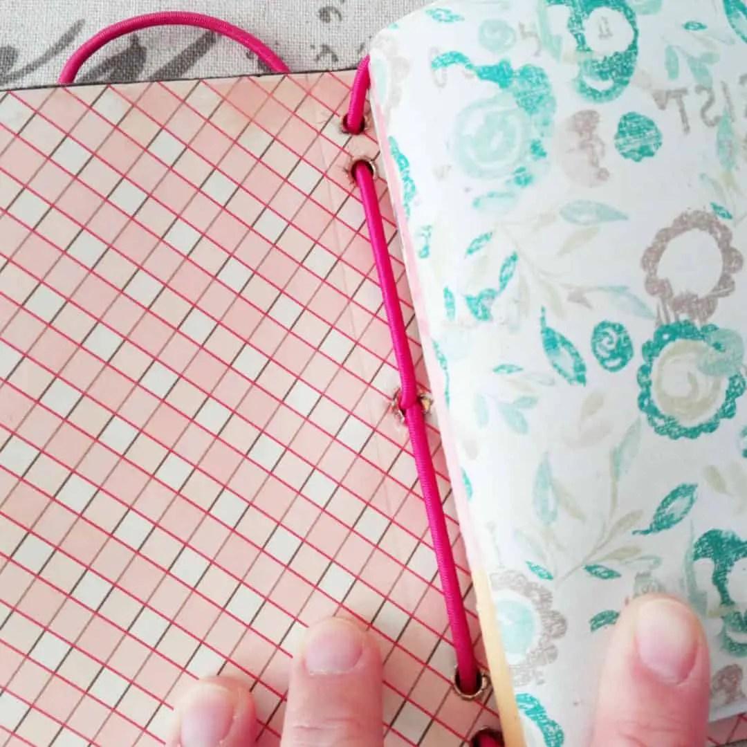 Midori Traveler's Notebook elastic