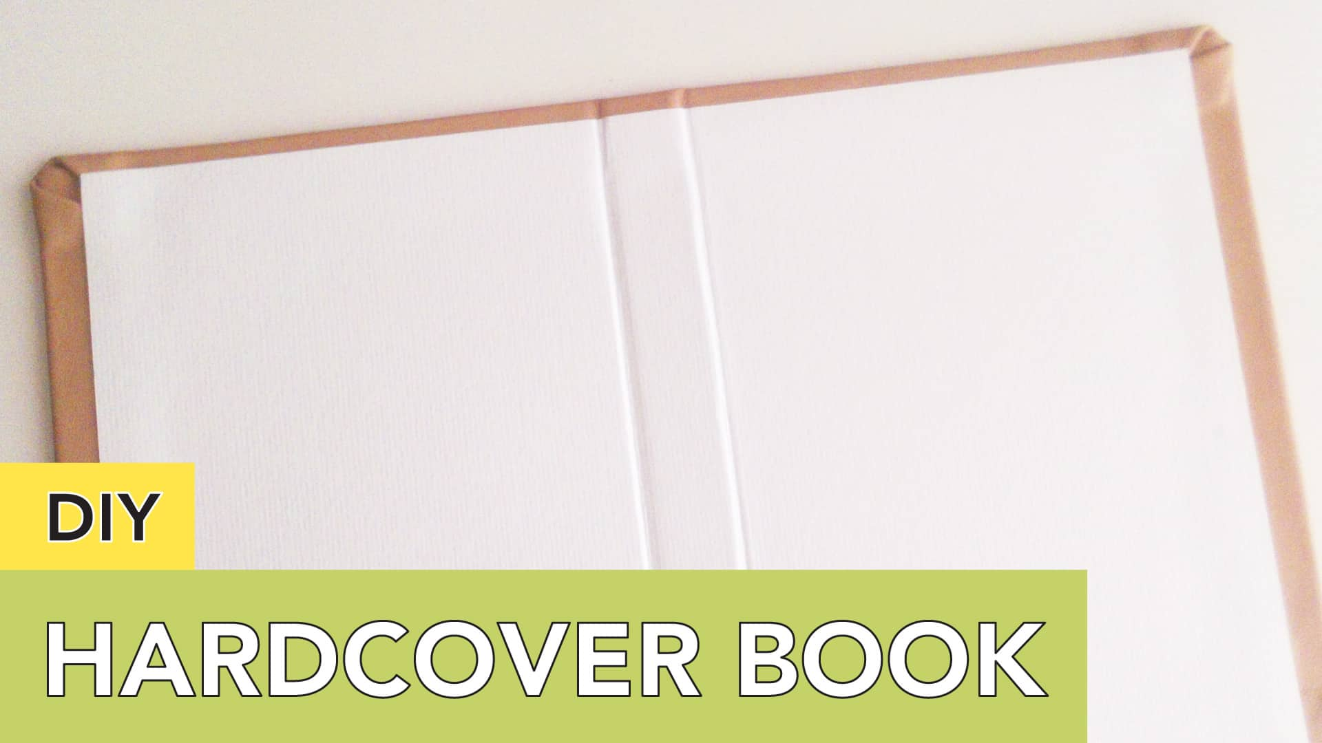 diy hardcover book for