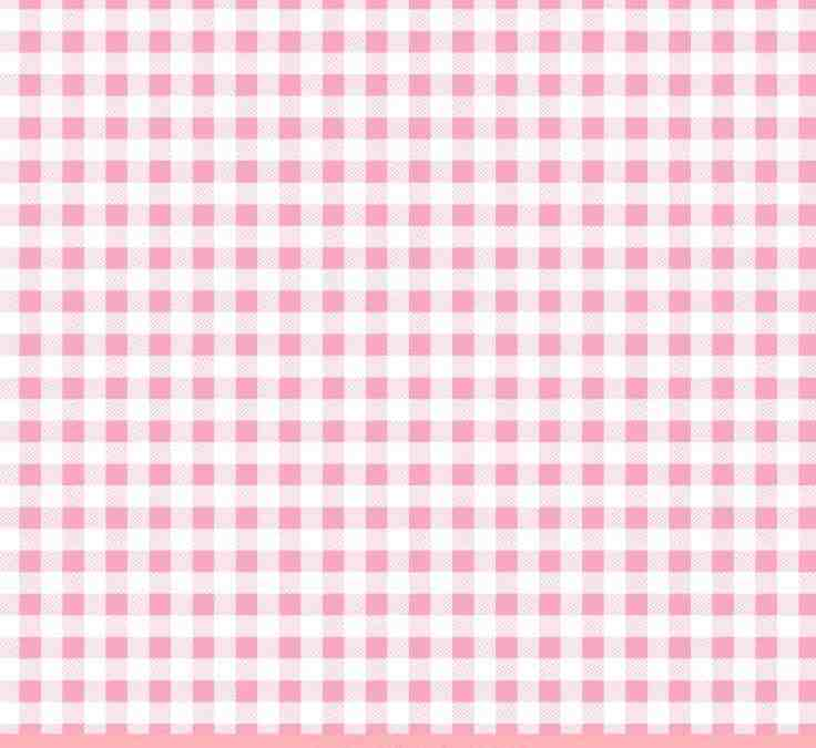 Free Printable Gingham Paper in Spring Colors