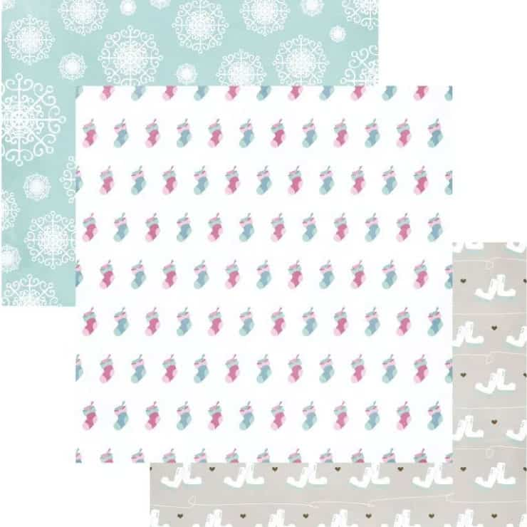 Cozy Winter Printable Papers