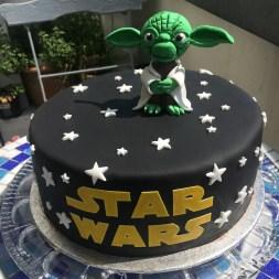 Star Wars - Torte