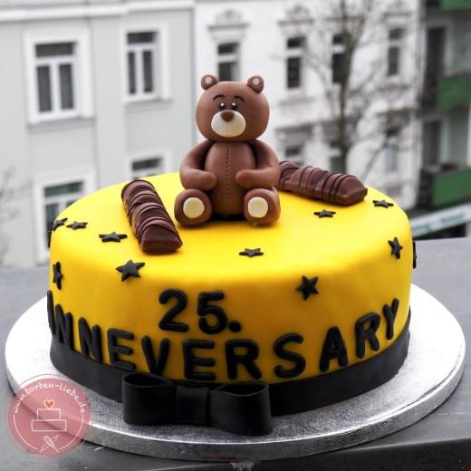 Kinder-Bueno Torte