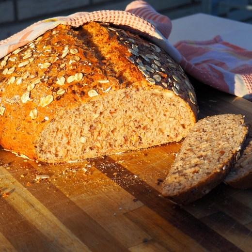 Dinkel-Vollkorn-Brot