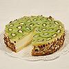 Frische Kiwi auf KseSahne  Klner TortenExpress  Wir