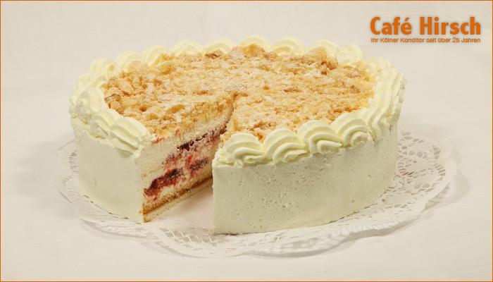 FlockenSahne  Klner TortenExpress  Wir liefern Kuchen