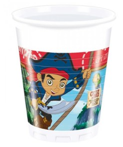 captain jake becher party cup