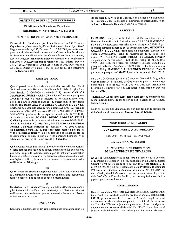 Piling On Fakelegal Precedent In Latin America Next El Salvador - Fake legal documents