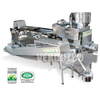 Máquina Tortilladora TV-40 (TOLVA)
