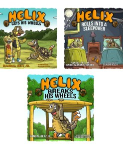 Helix book series combo pack