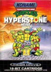 1993 The hyperstone heist