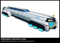 President Bishop's Limo (BTTS) 2k3