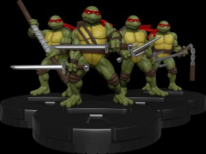 Ninja Turtles HeroClix