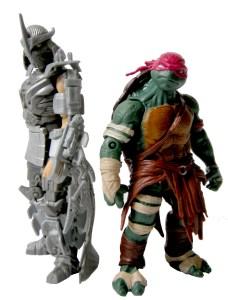 Figurine Shredder Film 2014 9