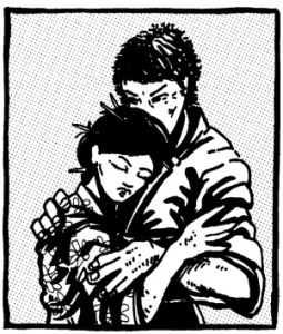 Tang Shen et Hamato Yoshi comics Mirage
