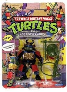Blister Leo the Sewer Samurai 1990 1
