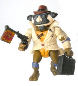Figurine Don the undercover turtle 1990 4