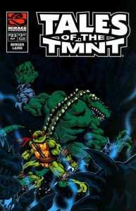 Tales of the TMNT Vol.2 # 23