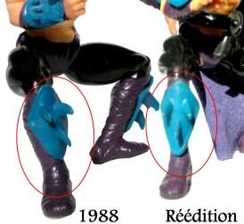 Figurine Shredder 1988 5