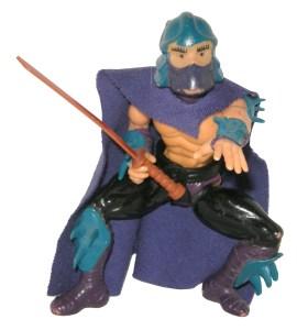 Figurine Shredder 3 1988