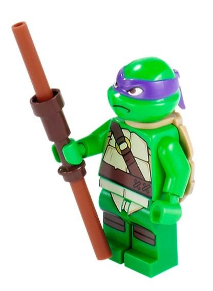 Donatello Série 1 (Shredder's Dragon Bike)