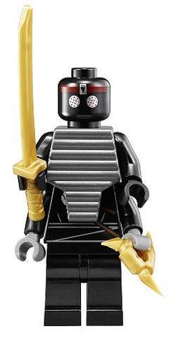 Foot Bot Série 2 (Shredder's lair rescue)