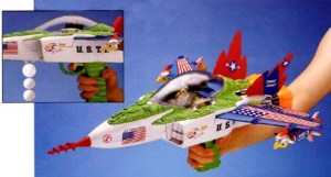 Véhicule Bubble Bomber 1992