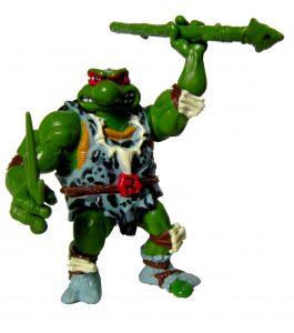 Figurine Cave Turtle Raph 1993 Tortues Ninja TMNT