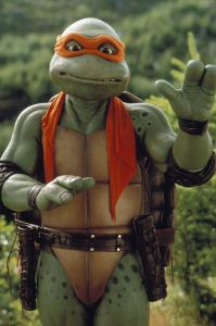 Michaelangelo Film 3 Tortues Ninja TMNT