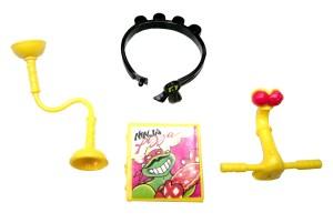 Accessoires Head Droppin' Mike 1991 Tortues Ninja TMNT