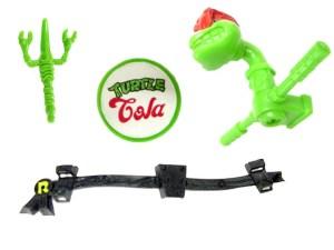 Accessoires Head Droppin' Raph 1991 Tortues Ninja TMNT