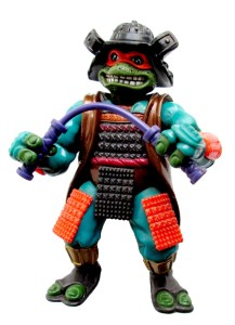 Figurine Movie III Samurai Mike 1993 Tortues Ninja TMNT