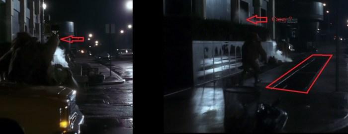 Film Tortues Ninja TMNT 1990 Scène coupée Raphael Casey Jones hypothèse