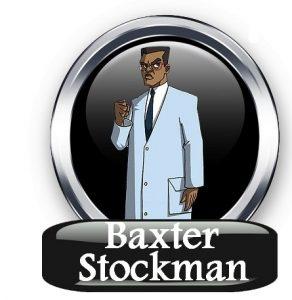 Tortues Ninja TMNT Personnage Baxter Stockman 2003