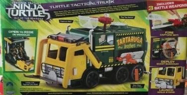 Boîte Véhicule turtle Tactical Truck 3 TMNT Tortues Ninja Film 2016