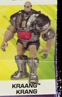 Figurine Image Kraang Krang Film Ninja Turtles 2016 Tortues Ninja TMNT