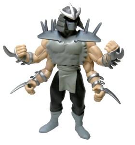 Figurine Mutli Arm Shredder 2004 Tortues Ninja TMNT