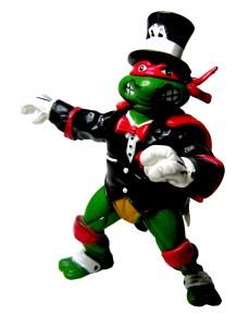 Figurine Raph, the Magnificent 1992 Tortues Ninja TMNT
