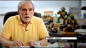 Fred Wolf scénariste Tortues Ninja Turtles TMNT