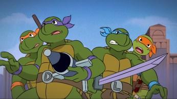 14 - Tortues Ninja Turtles TMNT 410 - Tortues 1987