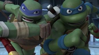 58 - Tortues Ninja Turtles TMNT 410 - Leonardo 2012 1987