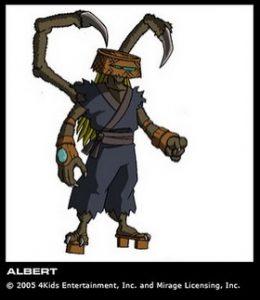 Albert Série TV 2003 2k3 S2E23-26 Tortues Ninja Turtles TMNT