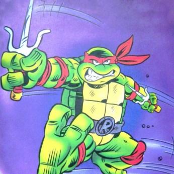 Raphael Archie Comics Tortues Ninja Turtles TMNT