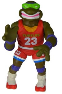 Figurine Giant Slam dunkin' Don 1992 Tortues Ninja Turtles TMNT