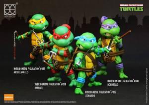 Figurine HeroCross 2016 Tortues Ninja Turtles TMNT