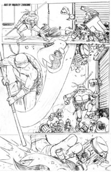 croquis-marley-zarcone-micro-series-7-april-comics-idw-tortues-ninja-turtles-tmnt_3